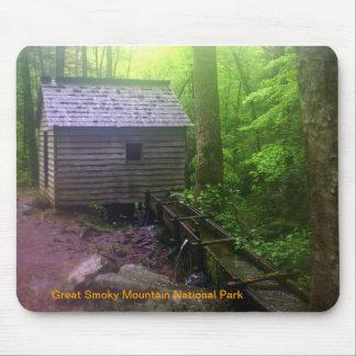 Smoky Mountain Mill Mouse Pad