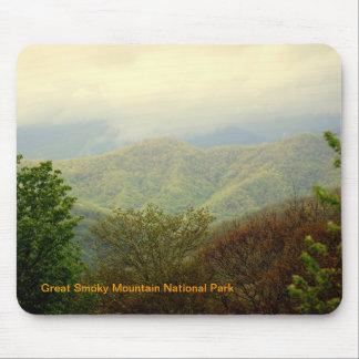 Smoky Mountain Morning Mouse Pad