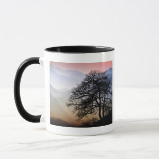 Smoky Mountain Sunset from the Blue Ridge Parkway Mug