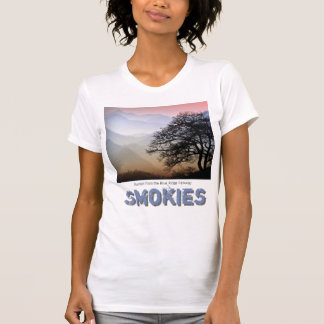 Smoky Mountain Sunset from the Blue Ridge Parkway T-Shirt
