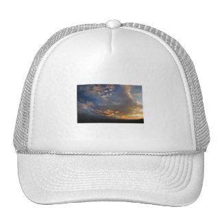Smoky Mountain Sunset Trucker Hat