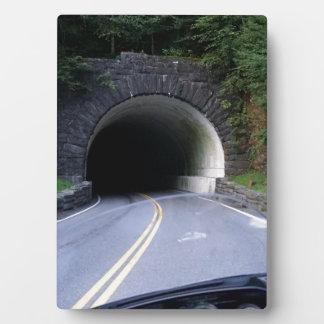 Smoky Mountain Tunnel Plaque