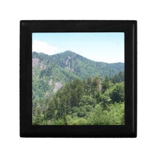 Smoky Mountains Jewelry Box