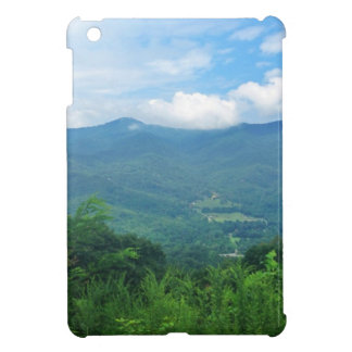 Smoky mountains iPad case