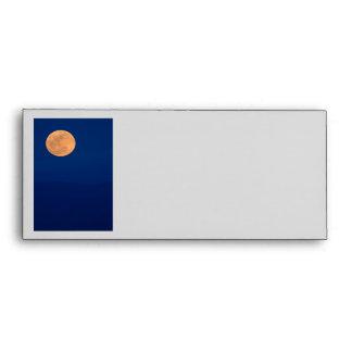 Smoky Mountains Moon Rise Envelope