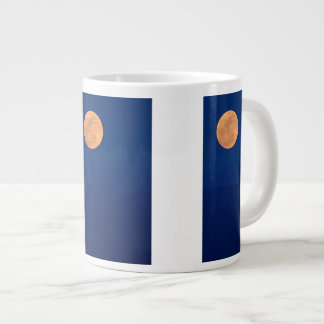 Smoky Mountains Moon Rise Giant Coffee Mug