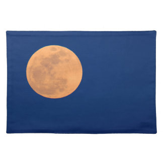 Smoky Mountains Moon Rise Placemat