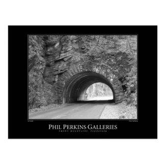 Smoky Mountains Tunnel Postcard