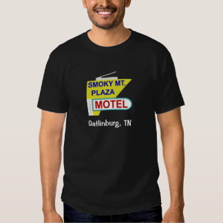 Smoky Mt. Plaza T-Shirt