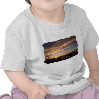 Smoky Mtn Sunrise/How Glorious… J Muir Tshirts