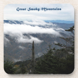Smoky Mtns above the clouds Coaster