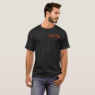 Smoky Ribs Black Original Tee Shirt