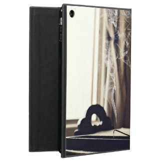 smoky room fragrant incense cover for iPad air