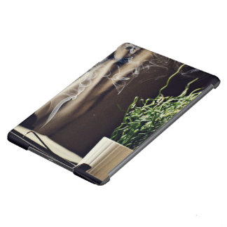 smoky room fragrant incense iPad air case