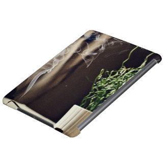 smoky room fragrant incense iPad air cases