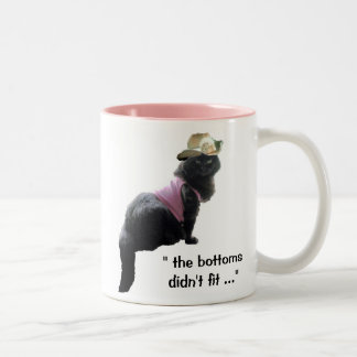"Smoky's ""The bottoms didn't fit"" mug"