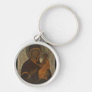 Smolenskaya Mother of God Keychain