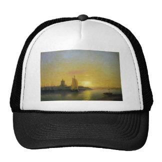 Smolny Convent by Ivan Aivazovsky Trucker Hat