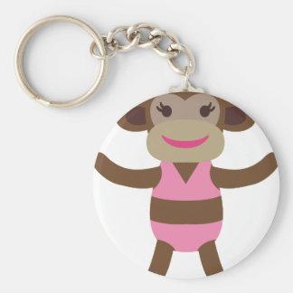 SMonkeyPoolPP1 Keychain