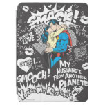 Smooch, Smack - Collage iPad Air Cover