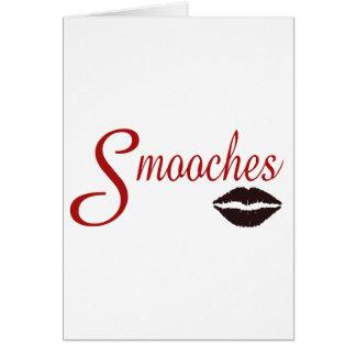 Smooches Card