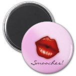 Smooches Collection Magnet