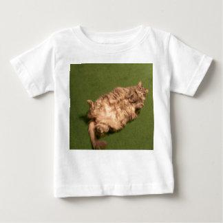 Smoochie Girl's Daily Kitty Yoga Baby T-Shirt