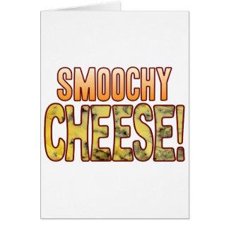 Smoochy Blue Cheese Card