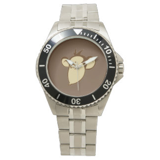 Smoochy Monkey Wristwatch