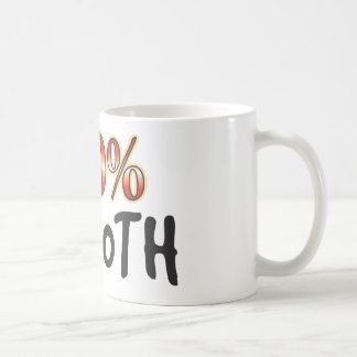 Smooth 100 Percent Coffee Mug