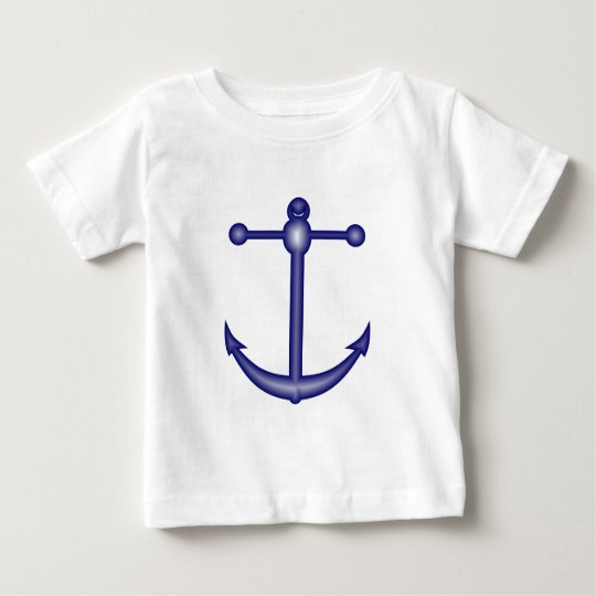 Smooth and Happy Sailing Baby T-Shirt