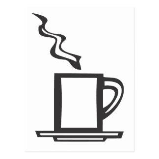 Smooth Coffee Mug Postcard
