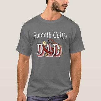 Smooth Collie Dad Apparel T-Shirt