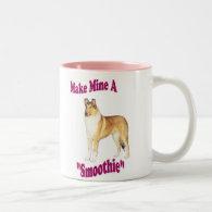Smooth Collie Gifts Coffee Mug