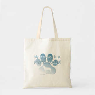 Smooth Collie Granddog Tote Bag