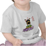 Smooth Collie Happy Easter Shirt