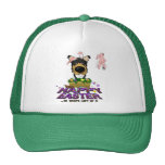 Smooth Collie Happy Easter Trucker Hat