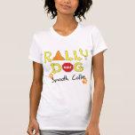 Smooth Collie Rally Dog Tshirt