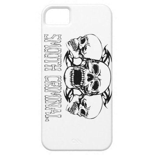 smooth criminal iPhone 5 covers