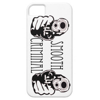 smooth criminal iPhone 5 case
