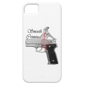 smooth criminal iPhone SE/5/5s case