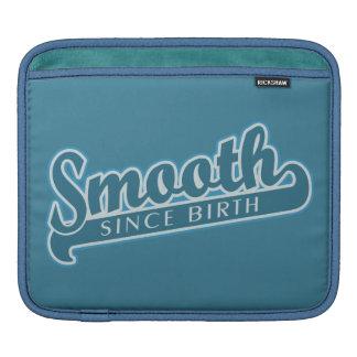 SMOOTH custom iPad sleeve