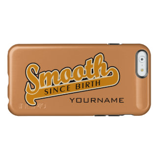 SMOOTH custom monogram cases
