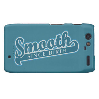 SMOOTH custom Motorola case Droid RAZR Case