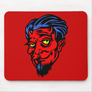 smooth devil mouse pad