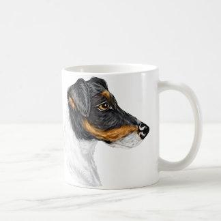 Smooth Fox Terrier Classic White Coffee Mug