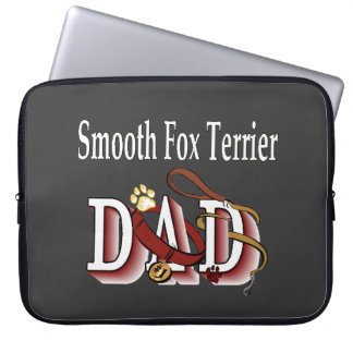 Smooth Fox Terrier Computer Sleeve