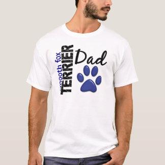 Smooth Fox Terrier Dad 2 T-Shirt