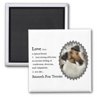 Smooth Fox Terrier Gifts Magnet