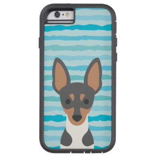 Smooth Fox Terrier iPhone Case Tough Xtreme iPhone 6 Case